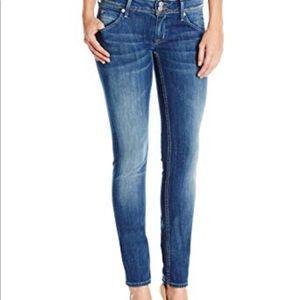 Hudson Skinny Flap Jeans Size 26